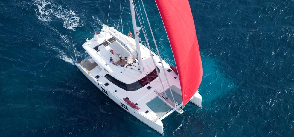 Charter Caribbeann Yacht