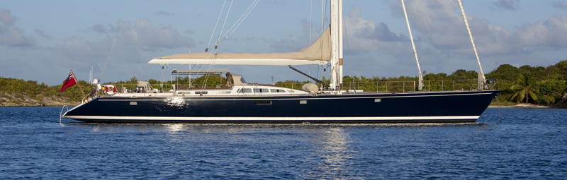 Caribbean yacht lease