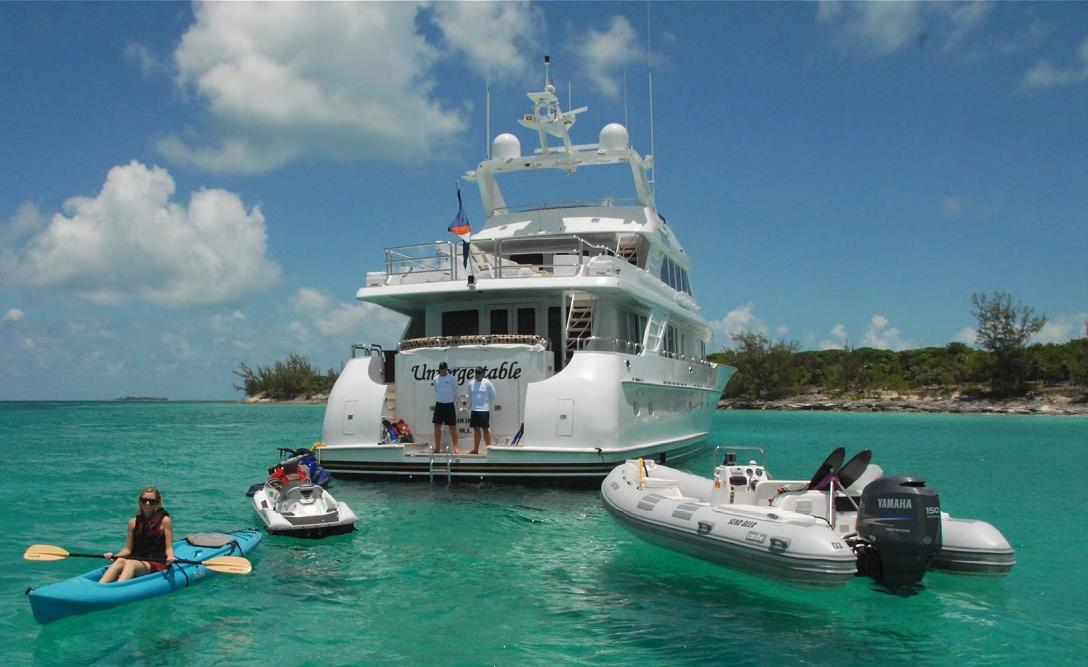 Charter Caribbean Yacht