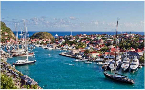 St. martin yacht rental