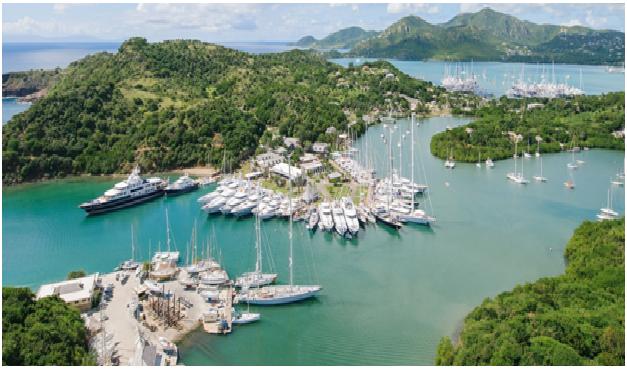 St. Martin yacht charter rental
