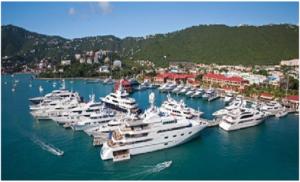 Virgin Islands catamaran charter