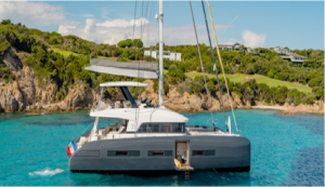 BVI yacht charter rental